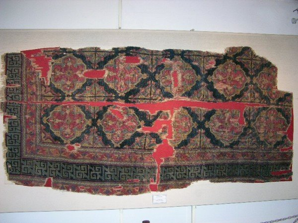 Selcuk13th KEM 600x450 - Impressions from Konya - rugs and museums