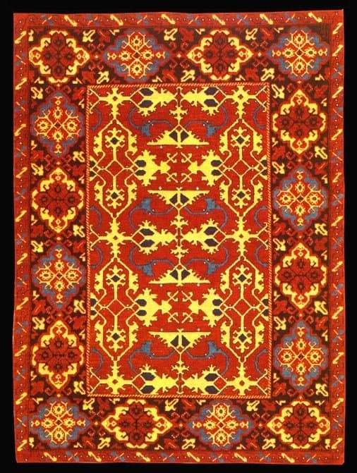 Classical Carpets Lotto - Classical Anatolian carpet revival
