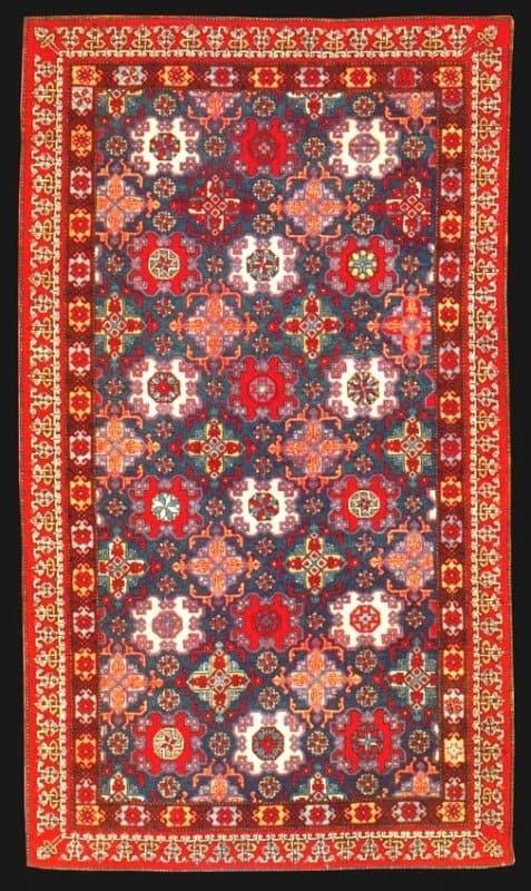 Classical Carpets Holbein 477x800 - Classical Anatolian carpet revival