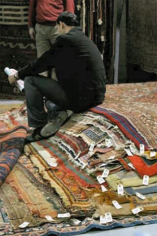 Nether1 - Carpets, Rugs & Textiles auction at Netherhampton Salerooms