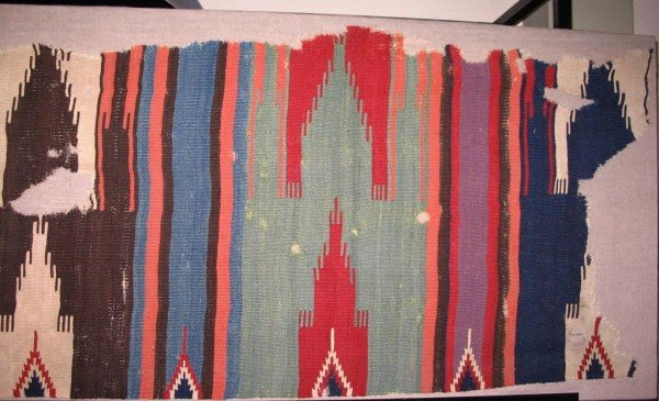 image00061 600x365 - Josephine Powel show of rural flatweaves by Raoul Tschebull