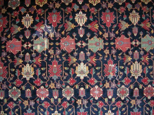 Detail Caucasian carpet