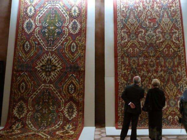 785 600x450 - Vakiflar Carpet and Kilim Museums