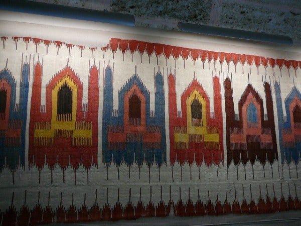 798 600x450 - Vakiflar Carpet and Kilim Museums