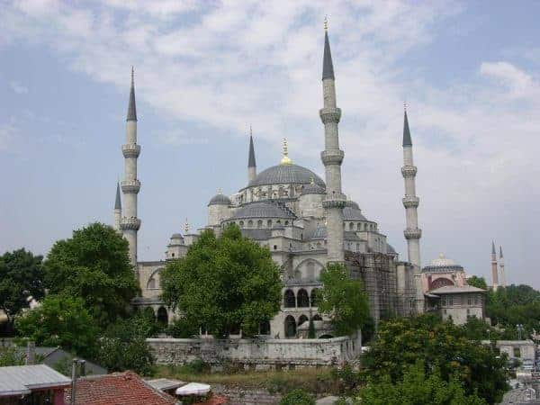 Blue Mosque 600x450 - ICOC Istanbul Overview