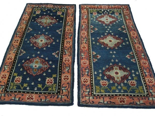 tr24 25a12 600x450 - Antique Tibetan rugs by Mike Petras