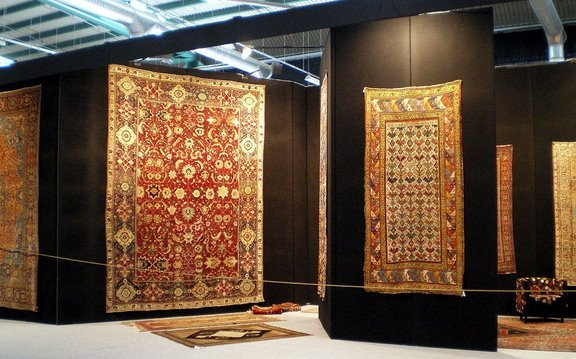 MorandiTappeti1 - Bergamo Textile Show
