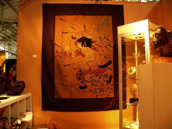 Arabesque 31 600x450 - The San Francisco Arts of Pacific Asia Show