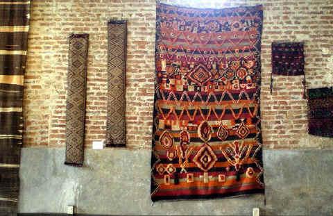 Exhibition North African Textile Arts