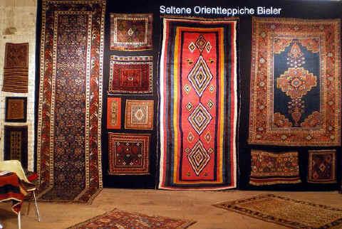 Herbert Bieler's stand