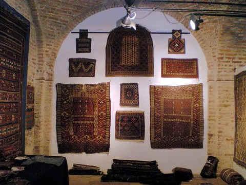Michael Craycraft's Turkmen Wall