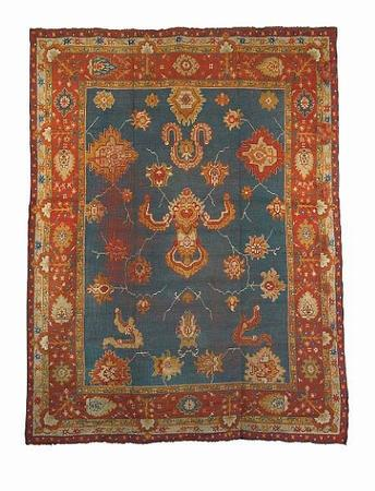 2093 - Bonhams Oriental and European Carpets and Rugs