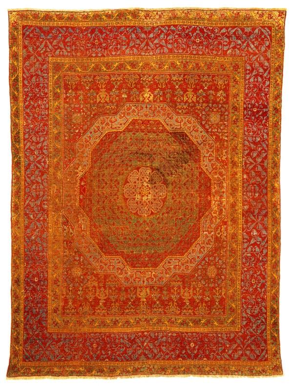 "Pile ""Mamluk carpet"""