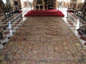 The Coronation Carpet
