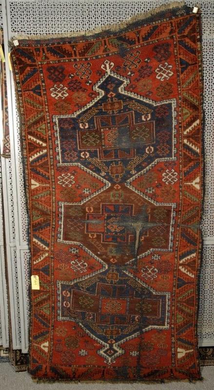 Anatolian Yoruk ca. 1880. (Grogan 13 February 2011)