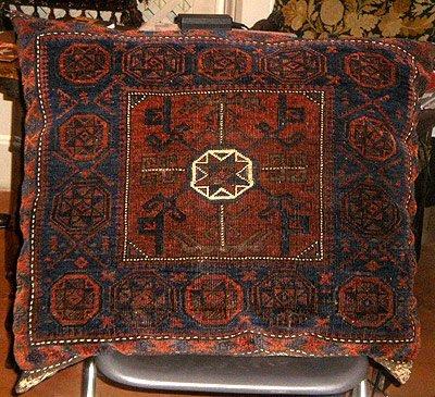 BalouchPillowABoralevi - Balouch rugs