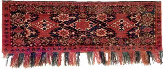 520 - More Ersari rugs V