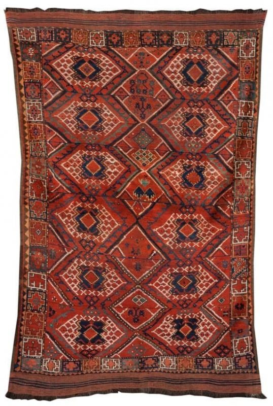 DS ErsariIkatDesign 538x800 - More Ersari rugs V