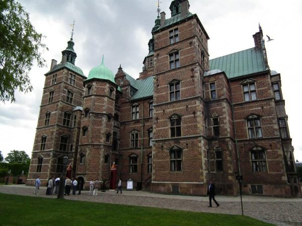 Rosenborg Castle is now a museum.