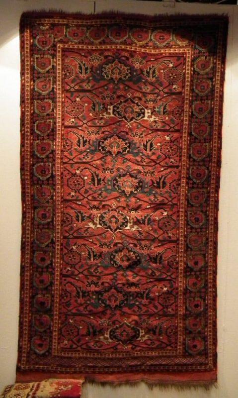 A Beshir. Exhibitor Serkan Sari.