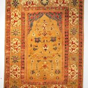 17th century Transylvanian rug.