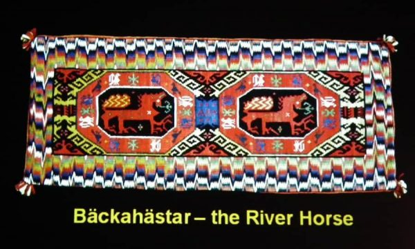 Illustration: the River Horse. From Wendel Swan's lecture.