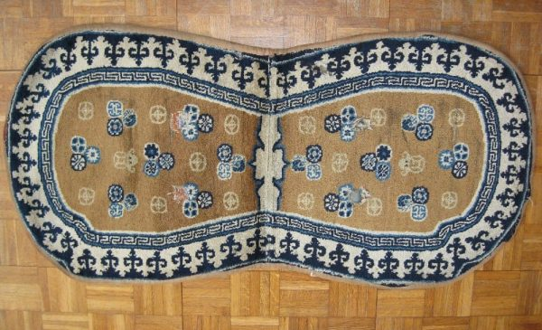 Inner Mongolian under saddle rug