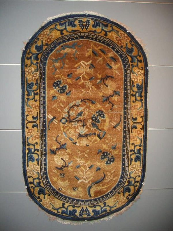 Ningxia top saddle rug second half 18th century.