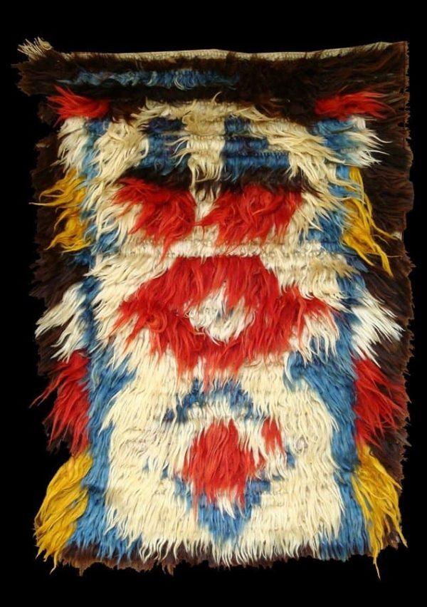 Filikli rug. (Exhibitor Tina Tabone at Sartirana Textile Show 2011)