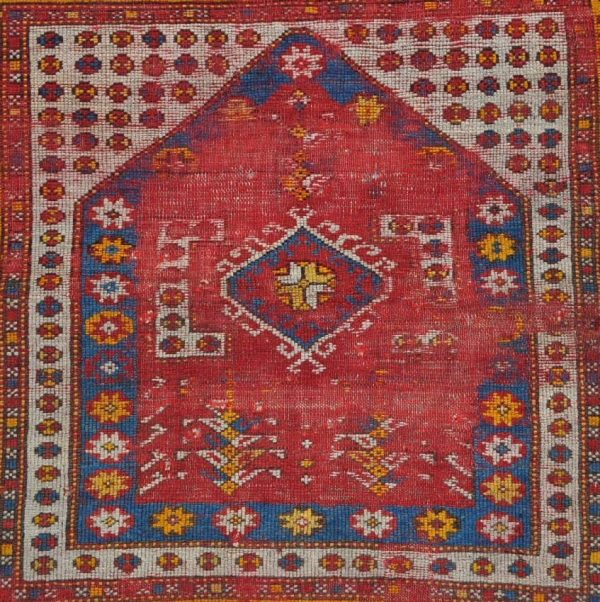 Prayer rug from West Anatolia