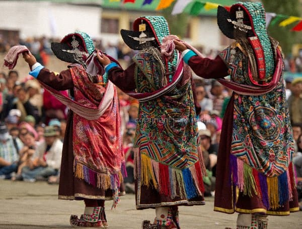 Culture of the Himalayan region of Ladakh