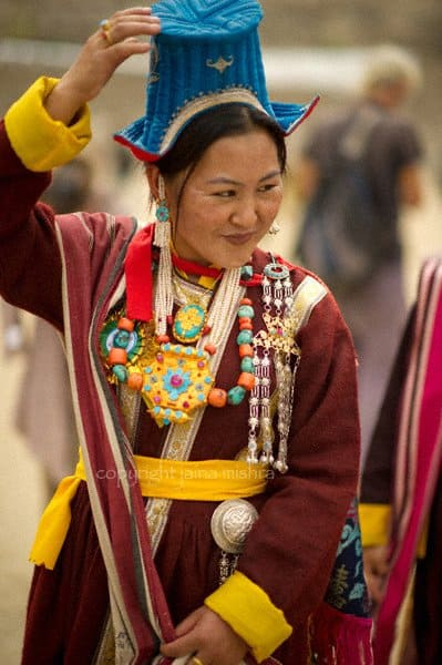 Traditional Culture of Ladakh