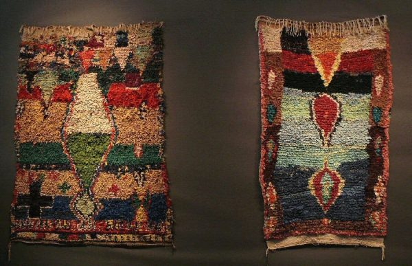L1170611 600x387 - Special exhibition of Moroccan rag rugs at SF Tribal
