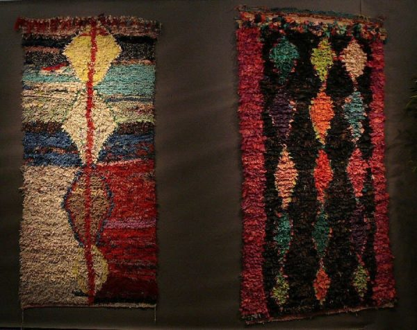 L1170613 600x476 - Special exhibition of Moroccan rag rugs at SF Tribal