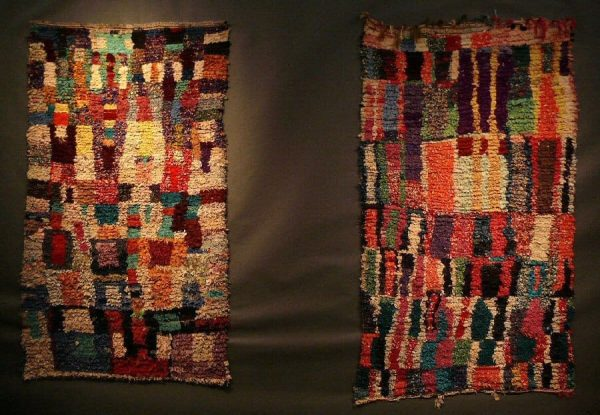 L1170619 600x415 - Special exhibition of Moroccan rag rugs at SF Tribal