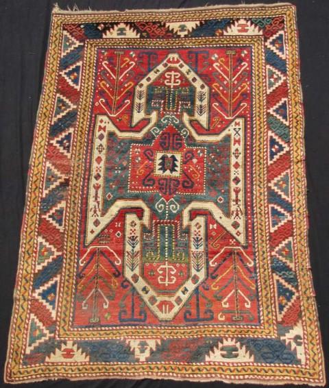 Sevan_Kazak_19th_Century_238_cm_x_165 cm