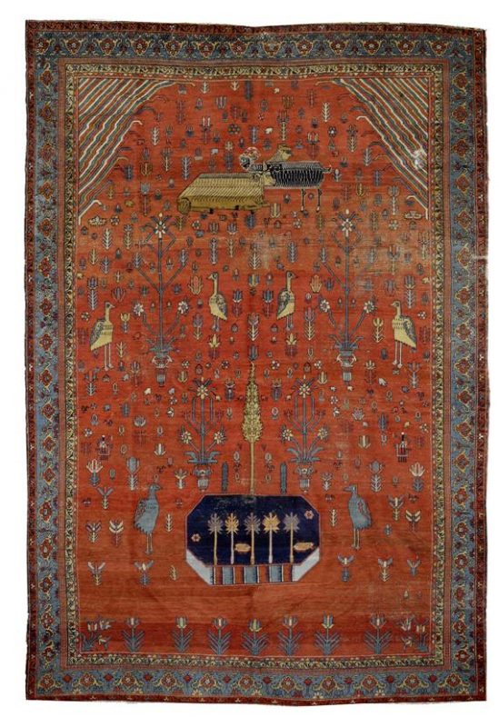 1414 549x800 - Koller - Old and antique rugs