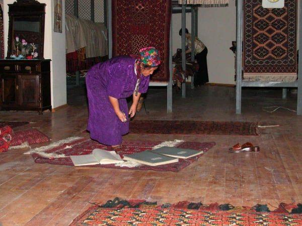 National Museum, Turkmenistan