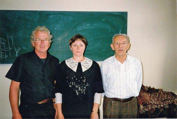 Hoffmeister and Tsareva