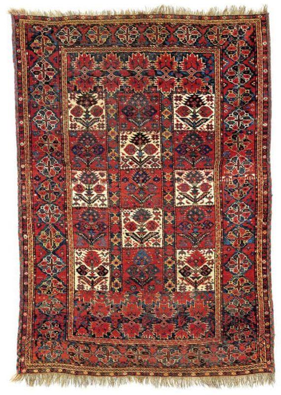 Beshir Ensi Central Asia Middle Amu Darya 163x117cm 1.half 19th century. Exhibitor Serkan Sari