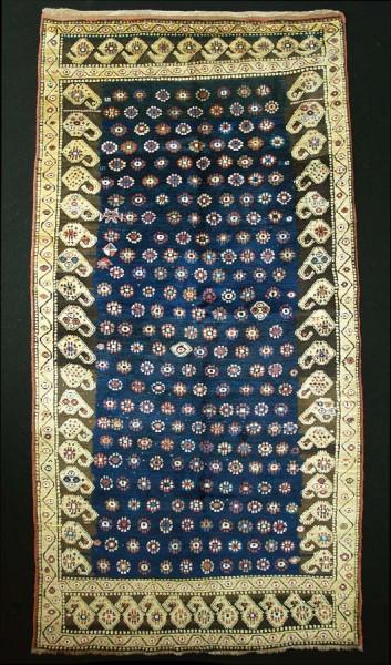 MT19097 Kazak1 353x600 - Sartirana - more rugs and textiles - preview II