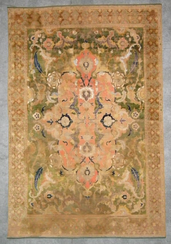 Polomaise carpet first quarter 17th century