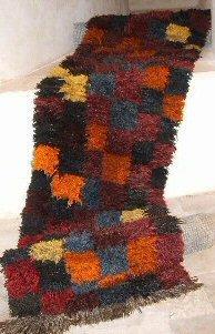 0067 2 - Inspired by paintings of oriental rugs