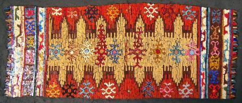 100 57971 480x205 - Inspired by paintings of oriental rugs