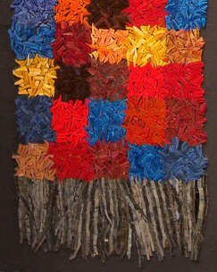 100 5807 detail - Inspired by paintings of oriental rugs