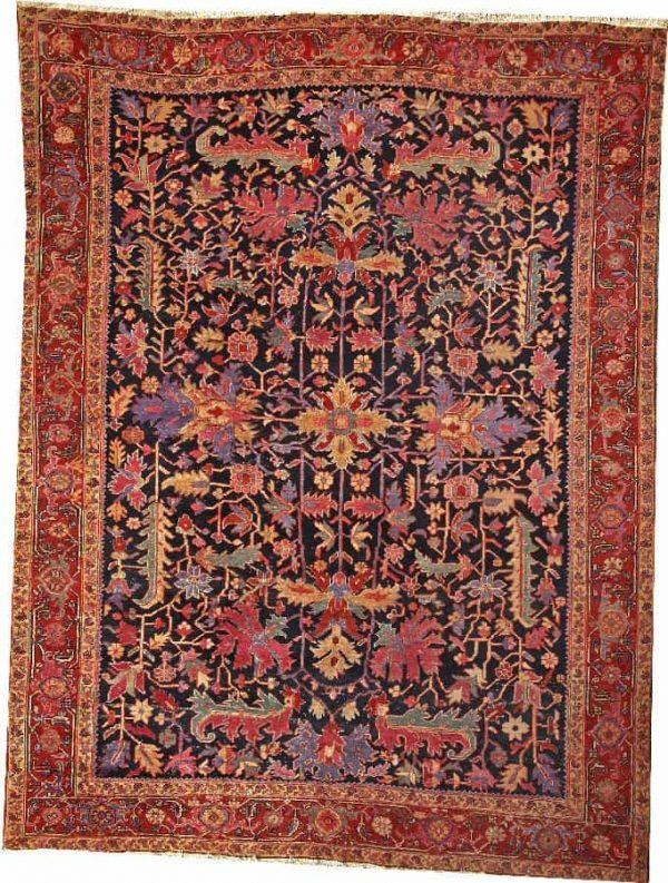 3006 600x793 - Bonhams Fine Oriental Rugs & Carpets