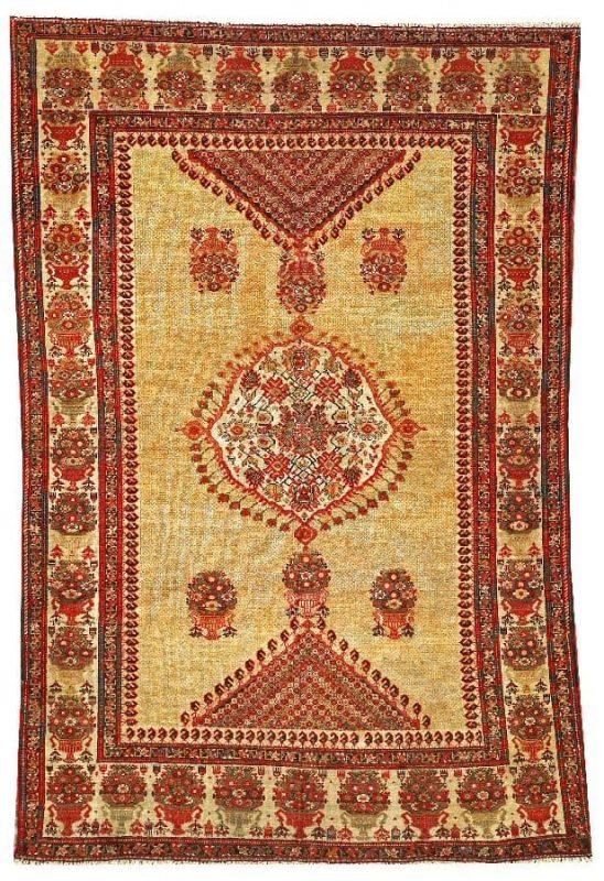 3020 548x800 - Bonhams Fine Oriental Rugs & Carpets