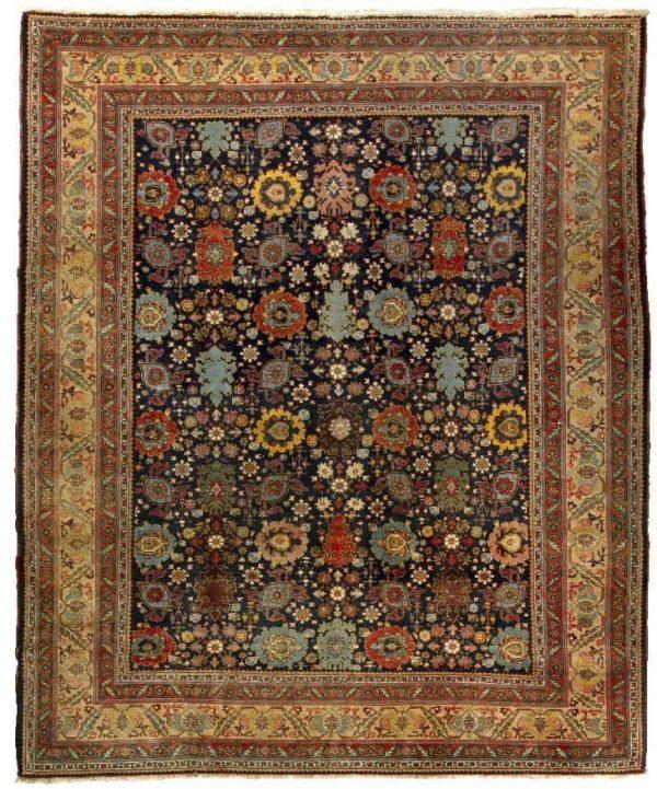 3088 600x721 - Bonhams Fine Oriental Rugs & Carpets