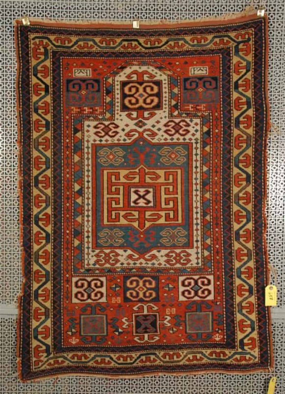 658 580x800 - Grogan September auction including rugs