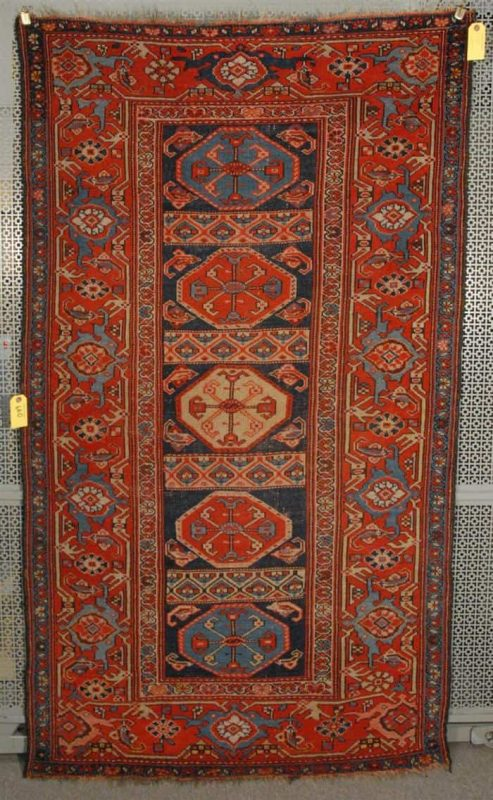 660 493x800 - Grogan September auction including rugs